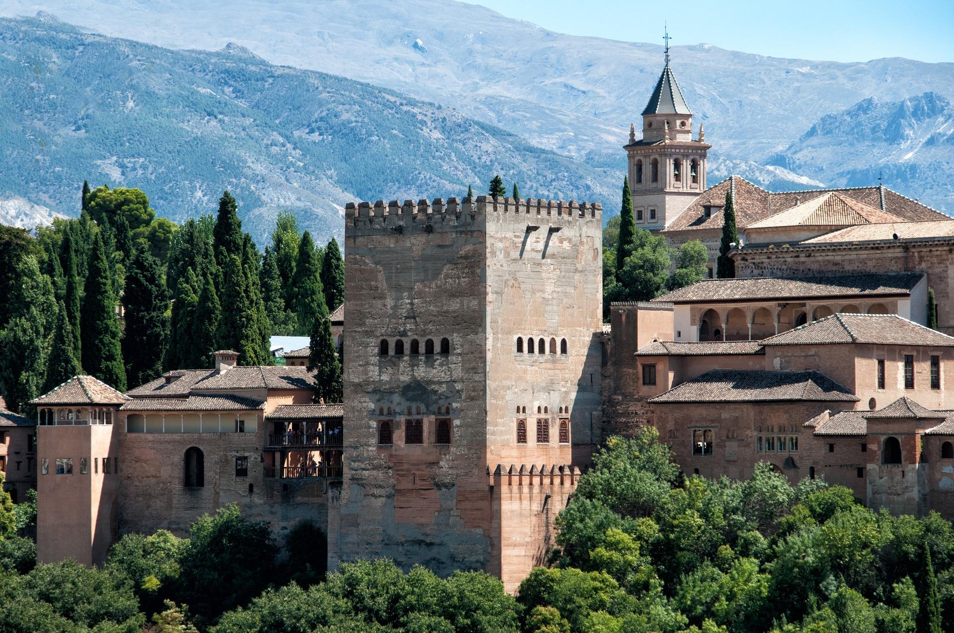 Granada, objetivos viajeros para 2017 - Los viajes de Margalliver